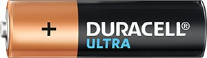 Pile duracell ultra AA