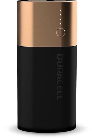 Duracell Powerbank 6700mAh