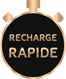 Recharge rapide icon