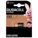 Pile Duracell Specialty Lithium CR2 3V